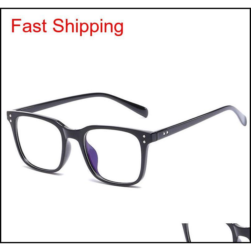Солнцезащитные очки Аксессуары Drop Доставка 2021 Рамки Eyeglass для мужчин Eye Женщины зрелище Мужские Оптические Моды Дамы Четкие Очки Винтаж Снижение Desig