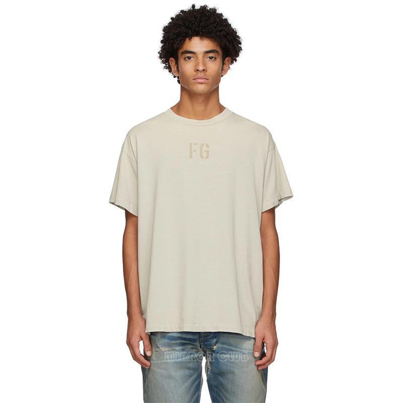Ch Crosin H / Greare / Chrome Crosin Factory Fog Stagione Main Linea Flocking Stampa Manica Corta Tshirt Tshirt Elesale Essentials Allentati e Donne