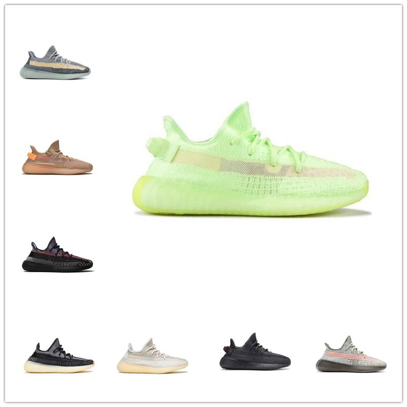 2021 Colorways جديدة V2 الرماد الرماد اللؤلؤ Yecher الرماد الأحذية الرياضية الاحذية للرجال أحذية الربيع التدريب أحذية رياضية أحذية محلية متجر على الانترنت ياكودا