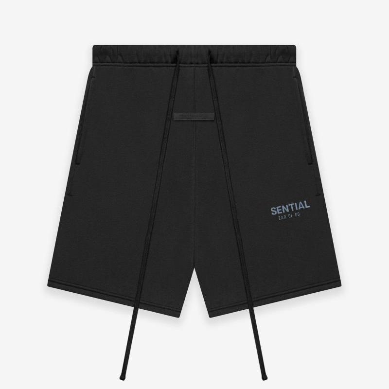 21fw verão europa EUA shorts reflexivos mulheres homens skate alta rua running calça médio movimentando calça de moletom curto