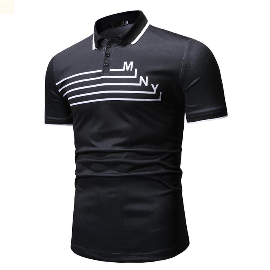Weiße Designer Mens Polo T-Shirt Fitness T-shirts Herren T-Shirt männlich ropa de hombre 2021 crop top mode kleid luxurys männer kleidung hip hop camisas de hombre mg334