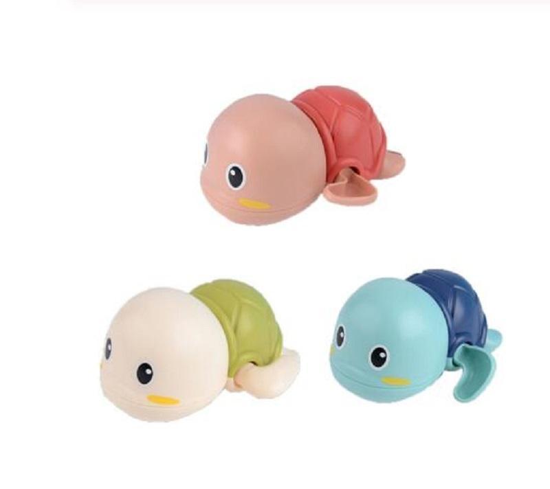 لطيف التضخم الهواء لعبة السلحفاة الطفل حمام مضحك الكرتون الرياح السلحفاة يمكن السباحة تلقائيا لعبة الأطفال الكلاسيكية