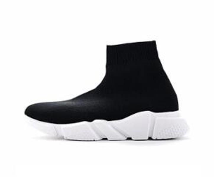 2021 Tasarımcı Çorap Spor Ayakkabı Hız 1.0 2.0 Eğitmenler Lüks Kadın Erkek Koşucular Eğitmen Sneakers Çorap Çizmeler Platformu Boyutu 36-45