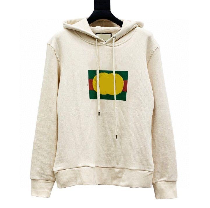 20AW Made in Italy Block Hoodies Letter Logo Printed Hooded Sweatshirt Couple Casual Street Outdoor Men Women Crewncek