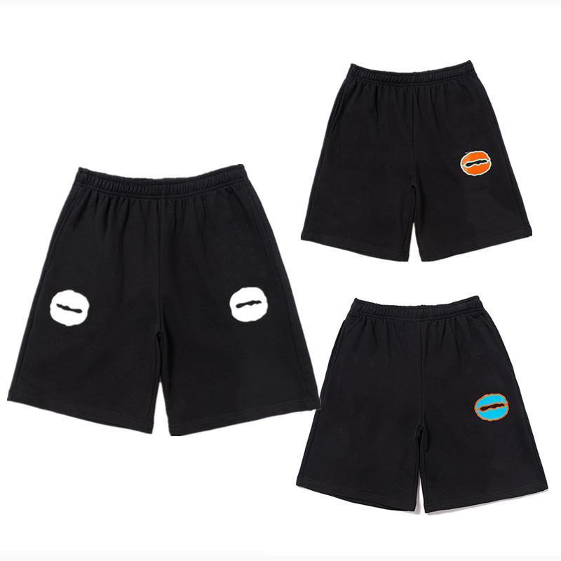 A alta qualidade grande v shorts designers roupas jogging calças moda lazer homens e mulheres sweatpants tamanho m-xl