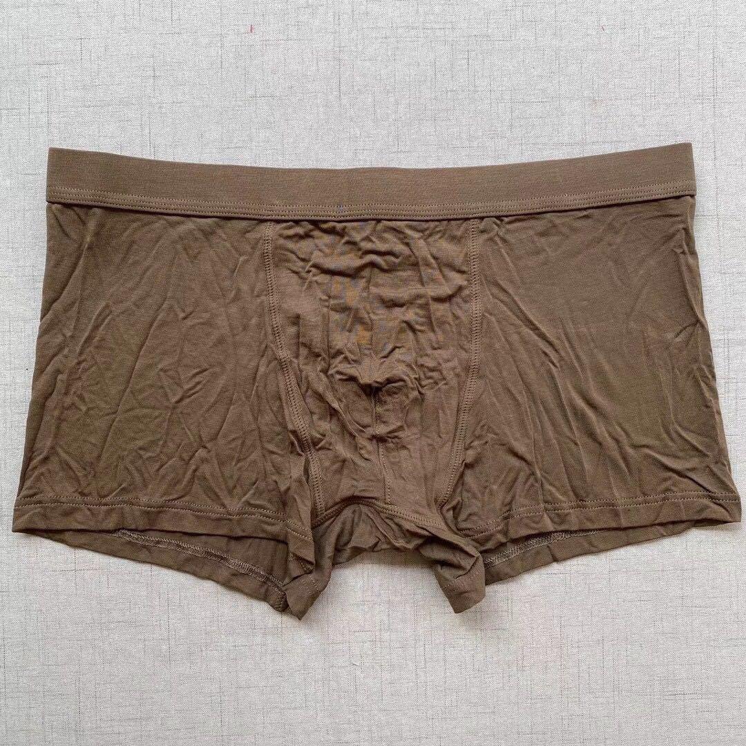 Sous-vêtements Sous-vêtements Modal Soft Modal Color Solid Boxers Grande version
