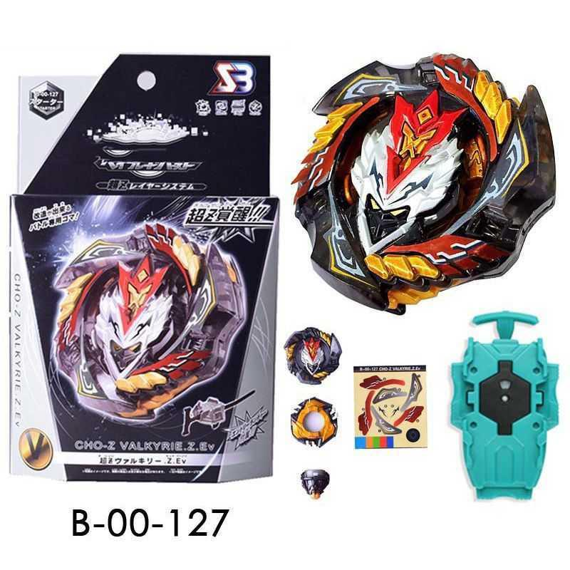 Burst Superking Ver. B00-127 Spinning Top With Wire Launcher Gyroscope Metal Fusion Toys For Children Birthday Gifts Limited X0528