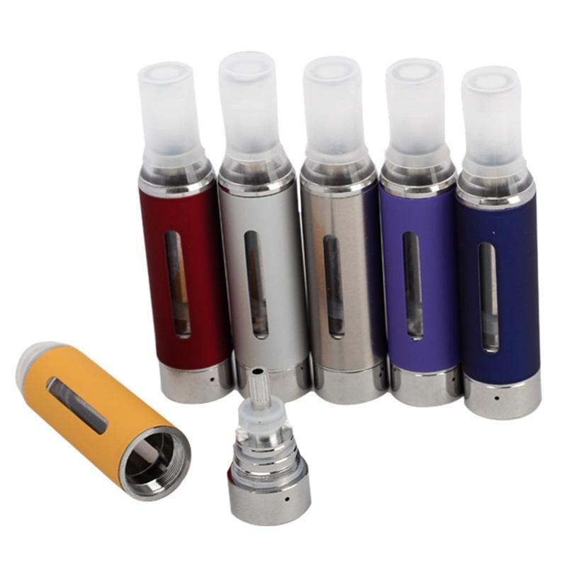 MT3 Atomizer Kitleri Clearomizer 2.4 ml Elektronik Sigara Fitil Bobin Tankı için 510 Konu Evod Ego Vizyon Pil