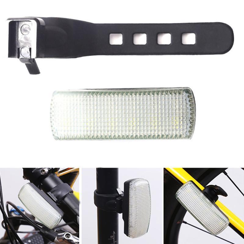 Bisiklet Işıkları Yan Arka Lambaları Gece Sürme Manyetik USB Şarj LED Ampul Far Açık Su Geçirmez Işık Aksesuarları Güvenlik Uyarı