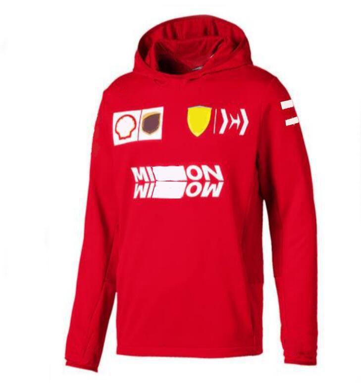 F1 Takım Yarışı Hoodie Formula 1 Araba Fan Sıcak Ceket, aynı stil özelleştirilmiş