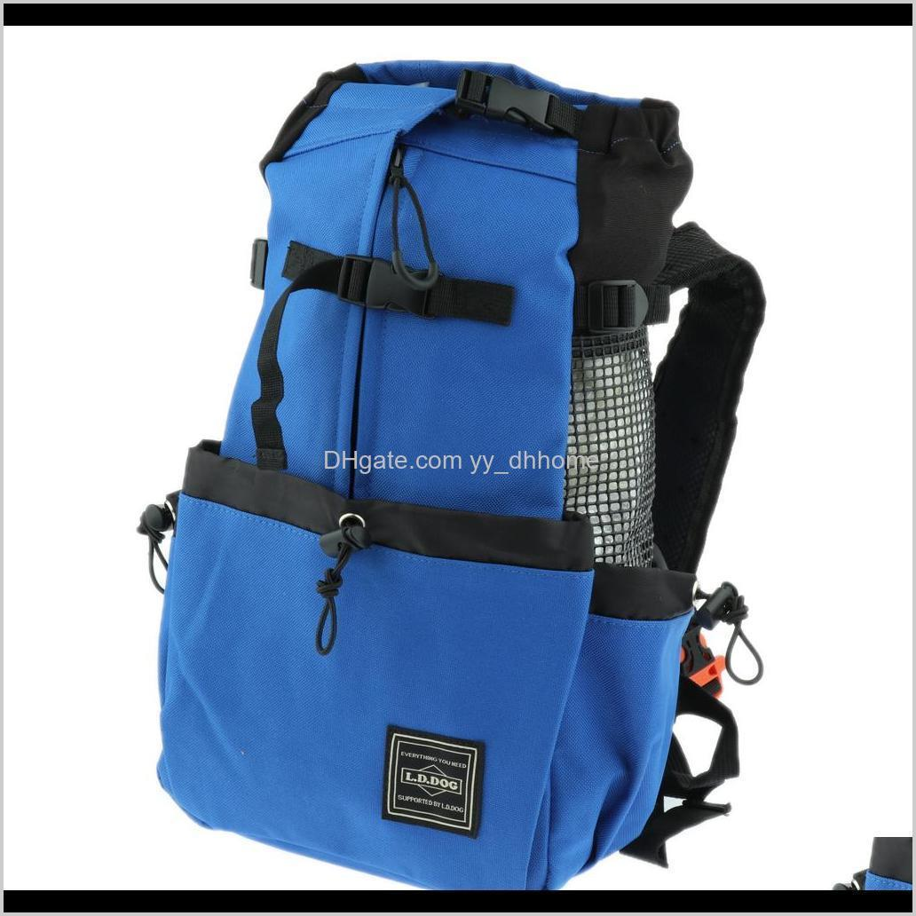 Dog Travel Outdoors Pet Carrier Backpack For Small Cats And Dogs Hiking Outdoor Use 74Vgy Y8C5G