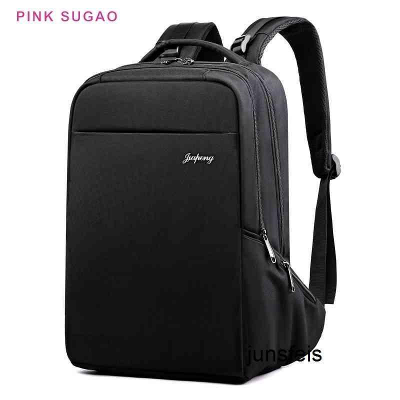 Mochila de la escuela de fábrica Mochila rosa Suyoo estudiante hombres mochilas bolsa Oxford 2020 Nueva moda hombro gran capacidad