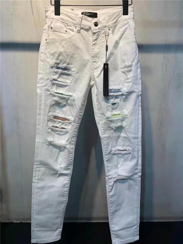 21ss мужские джинсы мужские джинсовые повседневные вышивки старинные брюки классические аппликации модные отверстия мотоцикл байкер джинсовые брюки размер 29-40