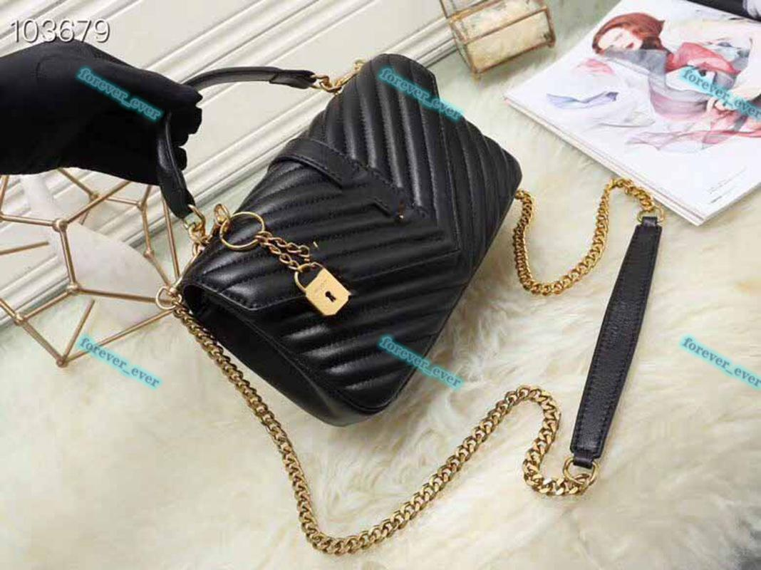 Lambskin الكافيار crossbody حقيبة الكتف المرأة المصممين المصممين حقائب محفظة جودة عالية أسود أزياء جلد طبيعي مخلب سلسلة الصليب الجسم أكياس بالجملة