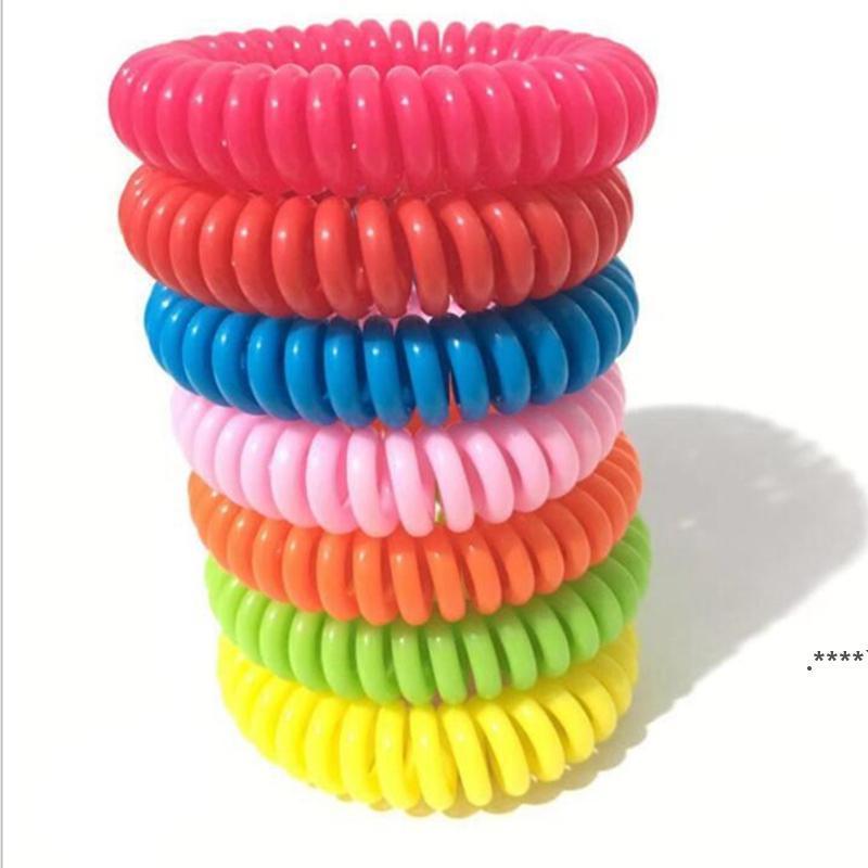 Москитные репеллентные браслеты Braclets антимоскито чистые натуральные взрослые и дети запястья.