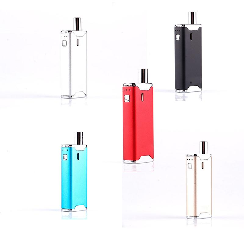 Hive 2.0 Kit 2 in 1 Dab Vape Pen Variable Voltage 650mAh VV Battery Box Mod Vaporizer Starter