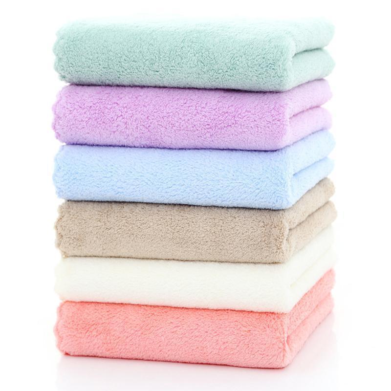 Asciugamano Superborbent Coraline Coraline Microfibra Washcloths da bagno Doccia BAGNO SUPERFINE FIBRA MORBIDA BAGNO SOFFODENTE