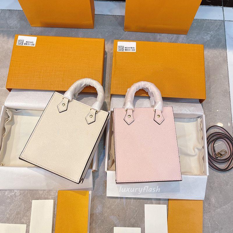 Derniers gradient motif de gaufrage fourre-tout sac Femmes Designers Sacs à main Petit Sac Plat 2021 Épaule de mode Sacs à bandoulière en cuir de haute qualité