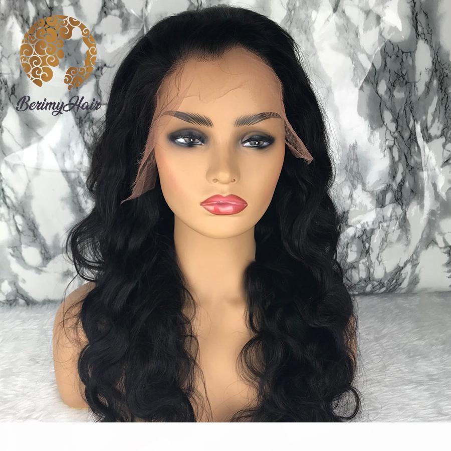 10A Transparent HD Dentelle avant Perruque avant 13x6 Dentelle Dentelle Frontière Human Hair Perruques Pour Femmes Body Wave Dentelle Frontale Perruque Faible Ratio Couleur naturelle 150% 180%