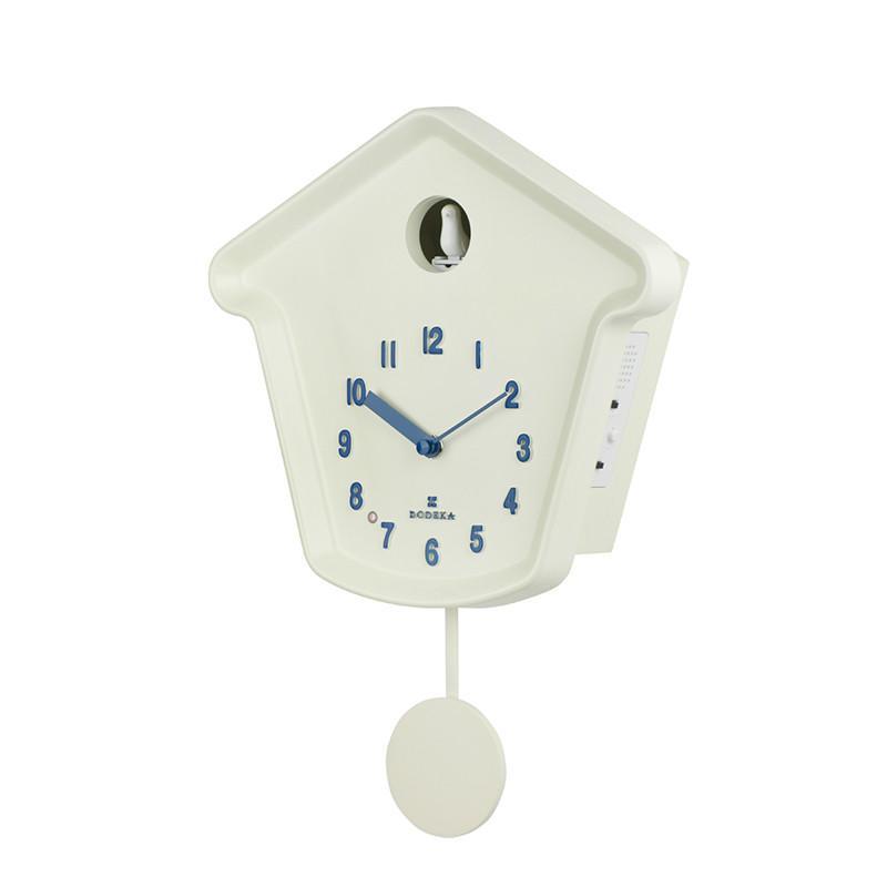 Duvar Saatleri Nordic Sevimli Guguk Saat Pendulum Moda Minimalist Klasik Sessiz Çocuk Odası Yaratıcı Orologio Casa Ev Dekor