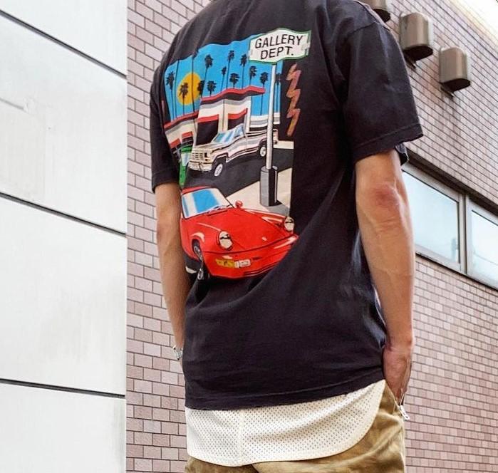 Hip Hop Desighed T Shirt Letter Printing for Men and Womem Embroidery Tees Harajuku Streetwear Short Sleeve Tops 2021 Spring Summer