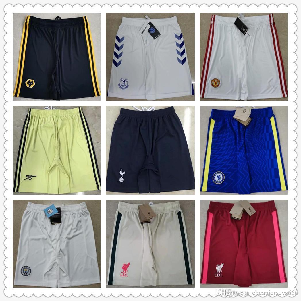Üst Tay Kaliteli Futbol Formaları Erkek Tasarımcı Yüzmek Kısa Futbol Şort Gömlek Jersey 2021 2022 Reto Pantolon Maillot De Ayak Camisa Futebol T