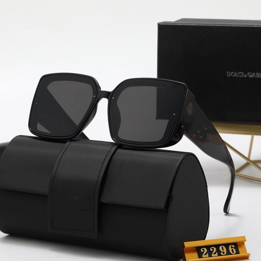 Moda Retro Atitude 2296 Óculos de Sol Proteção Clássica Homens Quadrados Popular Design Frame Ao Ar Livre UV 400 Avant-Garde Eyewear