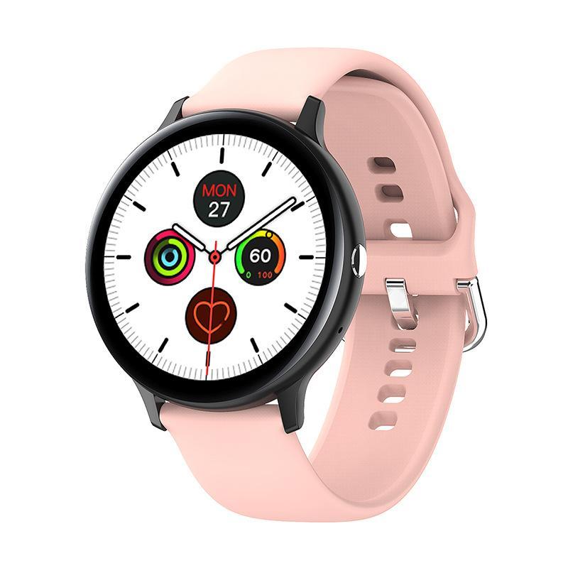2021 Più nuovo I11 I11 Smart Watch Braccialetti uomo Donne Girl Girl ECG Frequenza cardiaca Orologi Corpo Temperatura del corpo Monitoraggio del sonno Impermeabile Smartwatch per Android IOS ect.