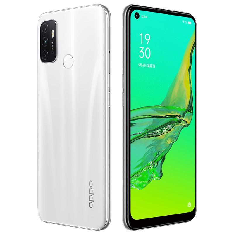 "Original Oppo A11s 4G LTE Mobile Phone 8GB RAM 128GB ROM Snapdragon 460 Octa Core Android 6.5"" LCD Full Screen 90Hz 13.0MP OTG 5000mAh Fingerprint ID Smart Cellphone"