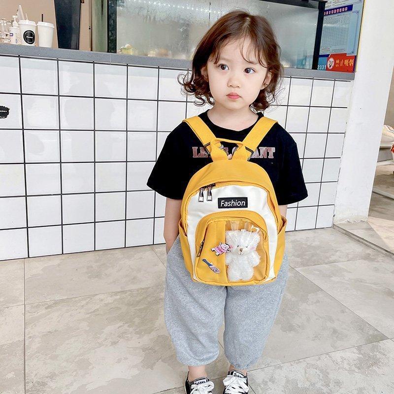 Bolsas escolaressmall Schoolbag para niñas de grado de tres a cinco o seis