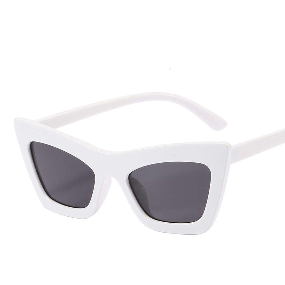 2021Tendy pequeno frame moda sunglass masculino feminino pronto para enviar uv400 sol vidro