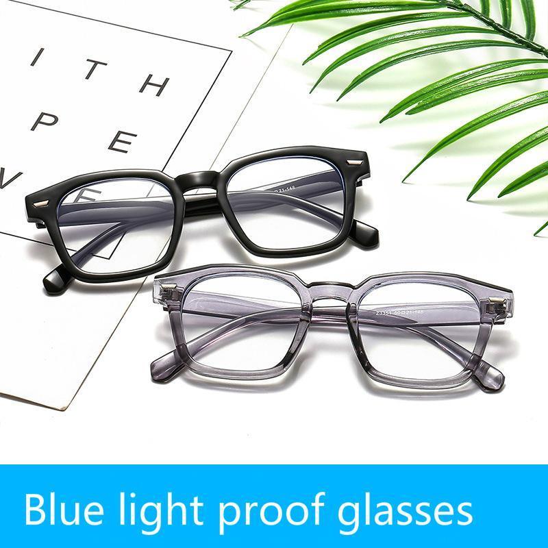 أزياء النظارات الشمسية إطارات viodream إطار كبير مضغوط النظارات المضادة للأزرق نظارات حظر oculos دي غراو