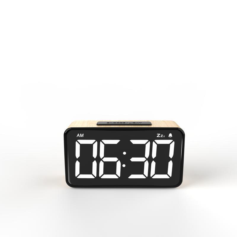Resepsiyon Masa Saatleri LED Basit Saat