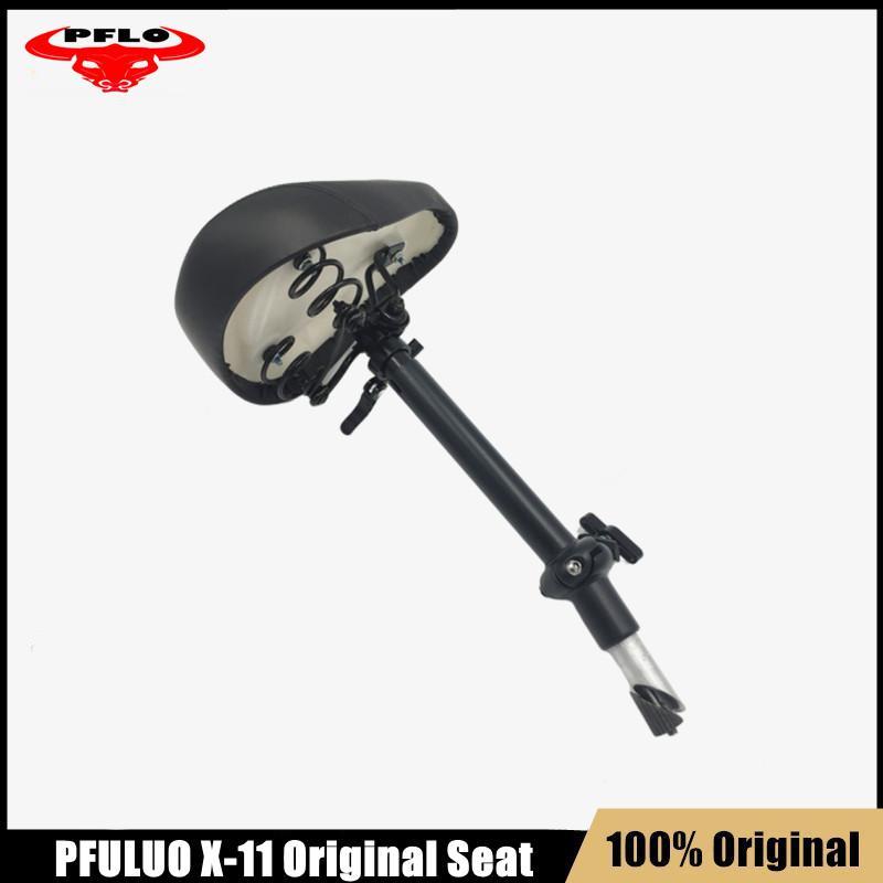 Siège d'origine pour Pfilluo X-11 Scooter électrique 1000W Moteur 11 pouces Scooter 5 pouces Scooter Boverboard Scooter Coussin de coussin