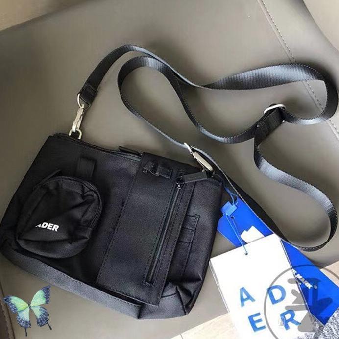 Backpack Movable Ader Error Bag Satchel Crossbody Unisex High Quality