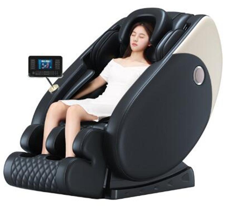 E6 تصميم مبيعات سعر المصنع بيع مباشرة مع كراسي الجاذبية صفر شياتسو مدلك كامل الجسم تدليك كرسي