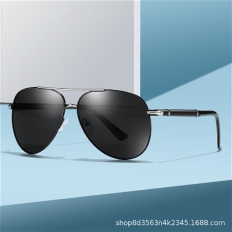 Occhiali da sole da uomo Casual Occhiali da sole Driving Driving Toad Specchio LY903