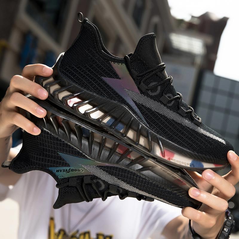 الجيدة أعلى جودة الاحذية الرجال والرجال النساء ويرأم الرياضة الأحمر احمرار تتصدر حذاء رياضة بيضاء Whtie الأسود