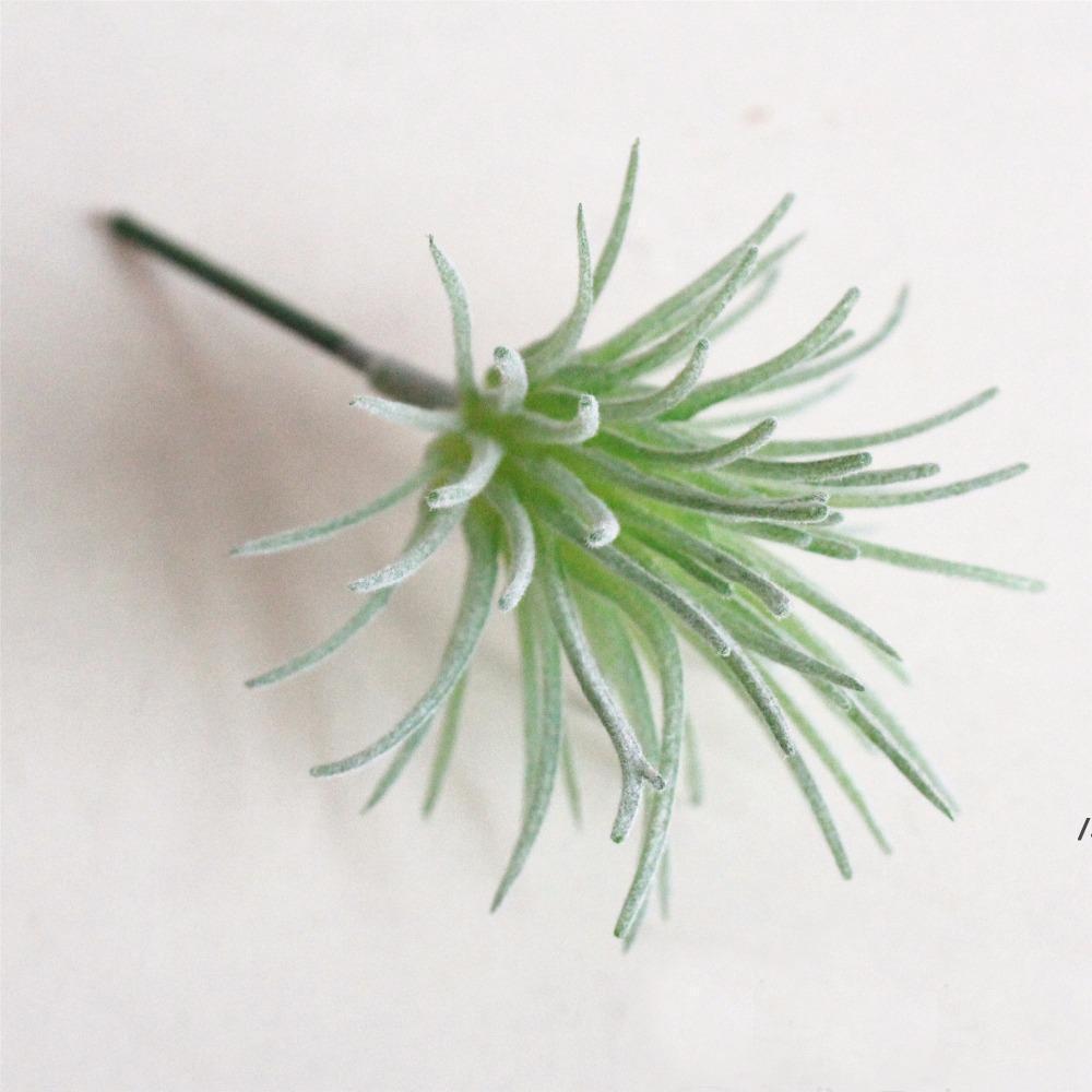 10 قطعة / المجموعة وهمية الصبار العصارة الاصطناعية محاكاة النباتات عيد الميلاد الحلي ديكورات ل ديكور المنزل مصنع وهمية DWD6077