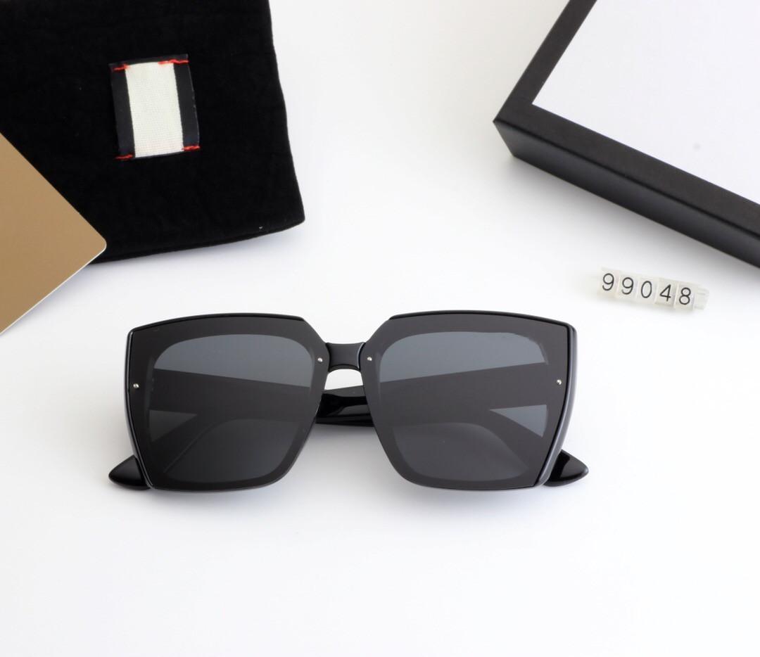 2021 최고 품질 3 색 여성 대형 프레임 디자인 U400 편광 스포츠 선글라스 + 운전 선글라스 여행 패션 원래 상자