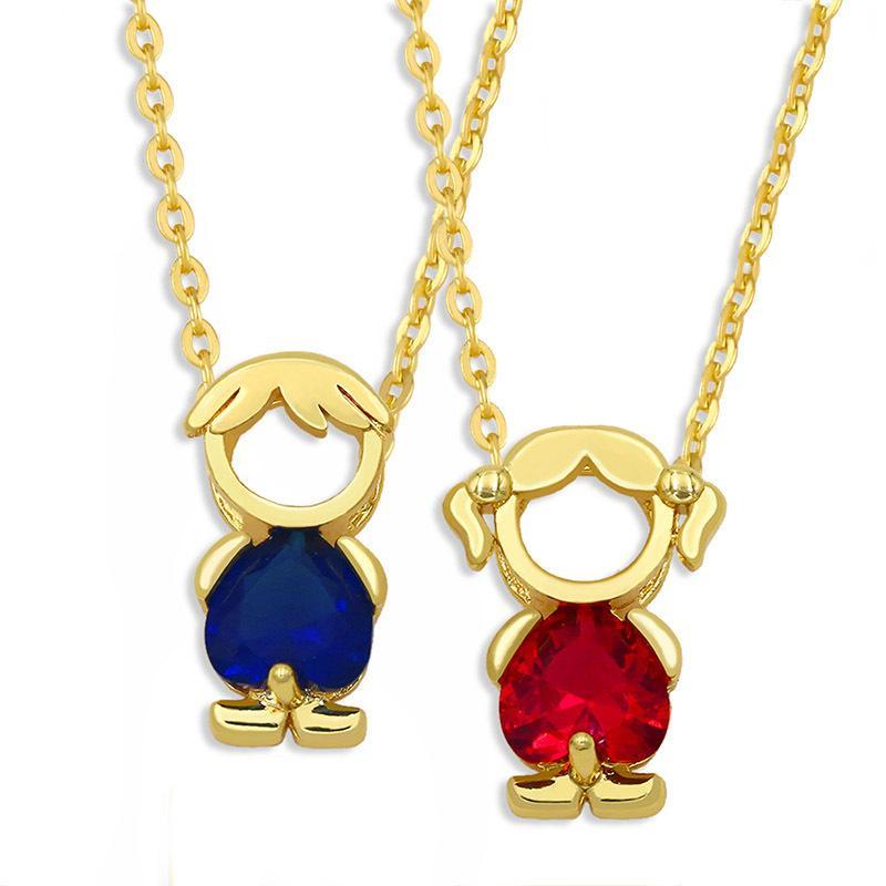 디자이너 한국어 소년 펜던트 목걸이 collarbone 간단한 다기능 그물 빨간 소녀 커플 목걸이 스웨터 체인 nks69