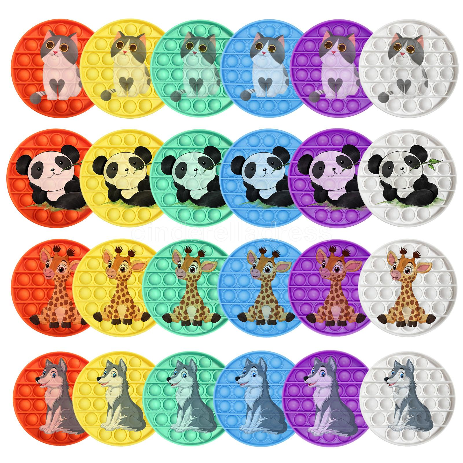 200 ملليمتر كبيرة كبيرة الباندا الحيوان أرقام اللعب antistress للأطفال بسيطة dfple اللعب طباعة للأطفال الكبار تململ لعبة cy04