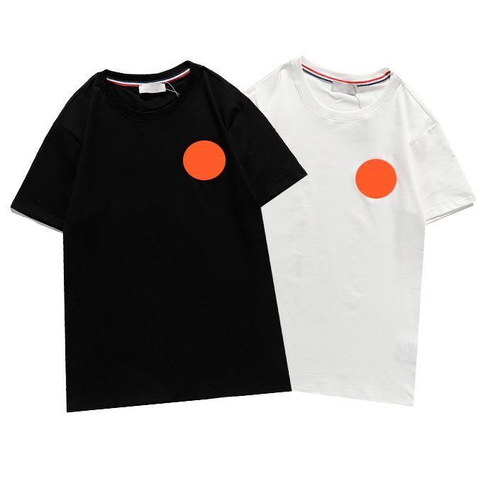 Hombre Mujeres Diseñadores T Shirt 2021 Ropa de verano de lujo Moda Casual Hombres S Ropa Tendencia Manga corta Algodón Tees Camisetas de diseñador para mujer