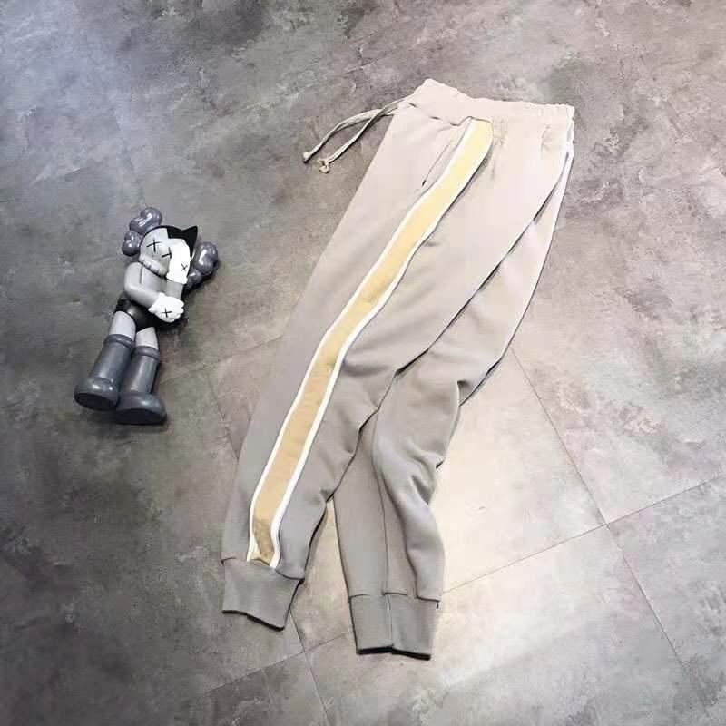 Yansıtıcı Vintage Yüksek Kaliteli ESS Jogging Pantolon Erkek ve Bayan Sweatpants Moda Trendleri Tasarımcı Lahana Nakış High Street Slacks