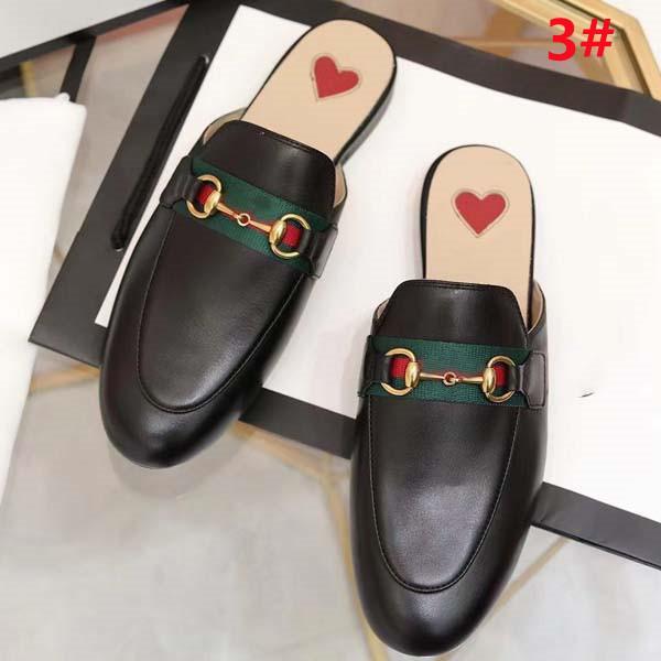 Donne di alta qualità Scarpe casual da donna di lusso Fashion Designer Pytchers Bronze Chiusura Pietra Pietra Pelle di pelle di vacchetta Pelle Dimensioni 35-41 con scatola