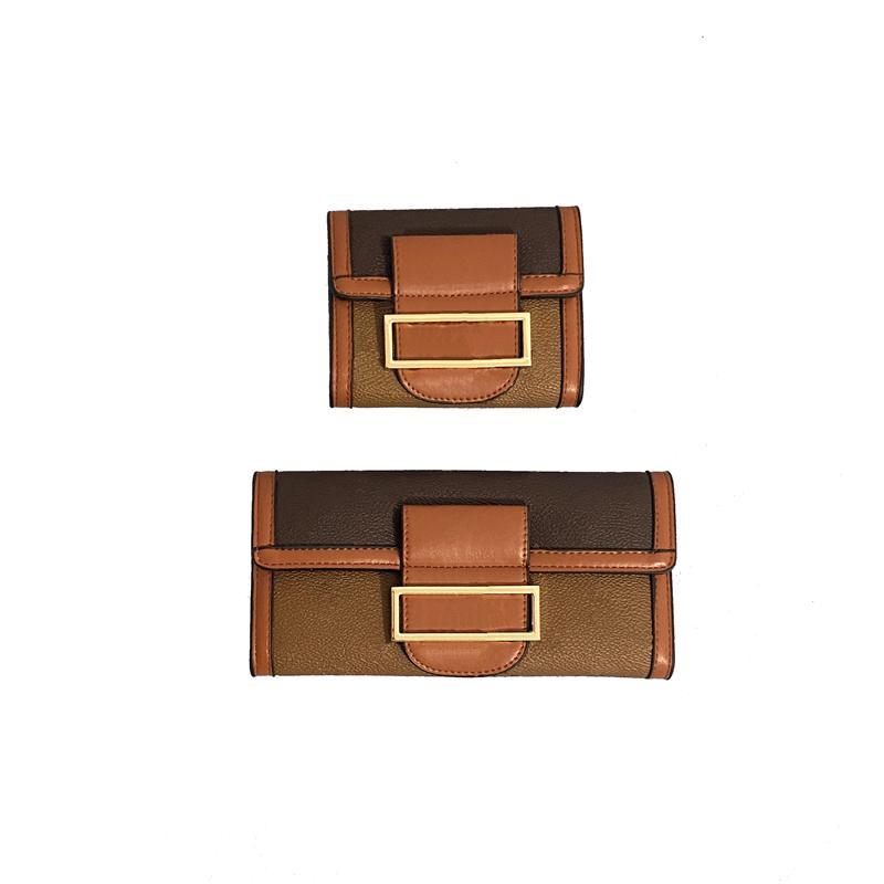 أحدث مصمم محفظة للنساء محفظة غطاء حقيبة السيدات حامل بطاقة الجيب أعلى جودة عملة