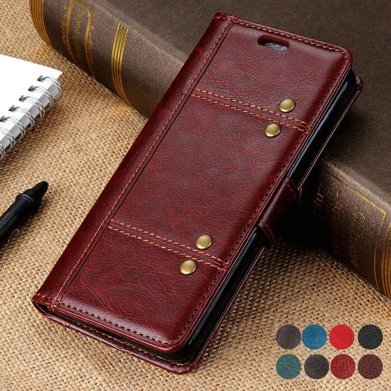 HONE 9X PREMIUM 9A 9C 9S Étui à rabat pour Huawei Pro Luxury Portefeuille Funda Hono 9 X C A S c9 A9 X9 Lite téléphone portable