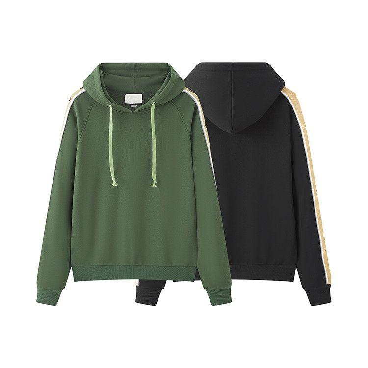 Herren Hoodies Frühling Herbst Casual Hoodies Sweatshirts Trendy Gedruckt Hoodie für Männer und Frauen Drop Shipping