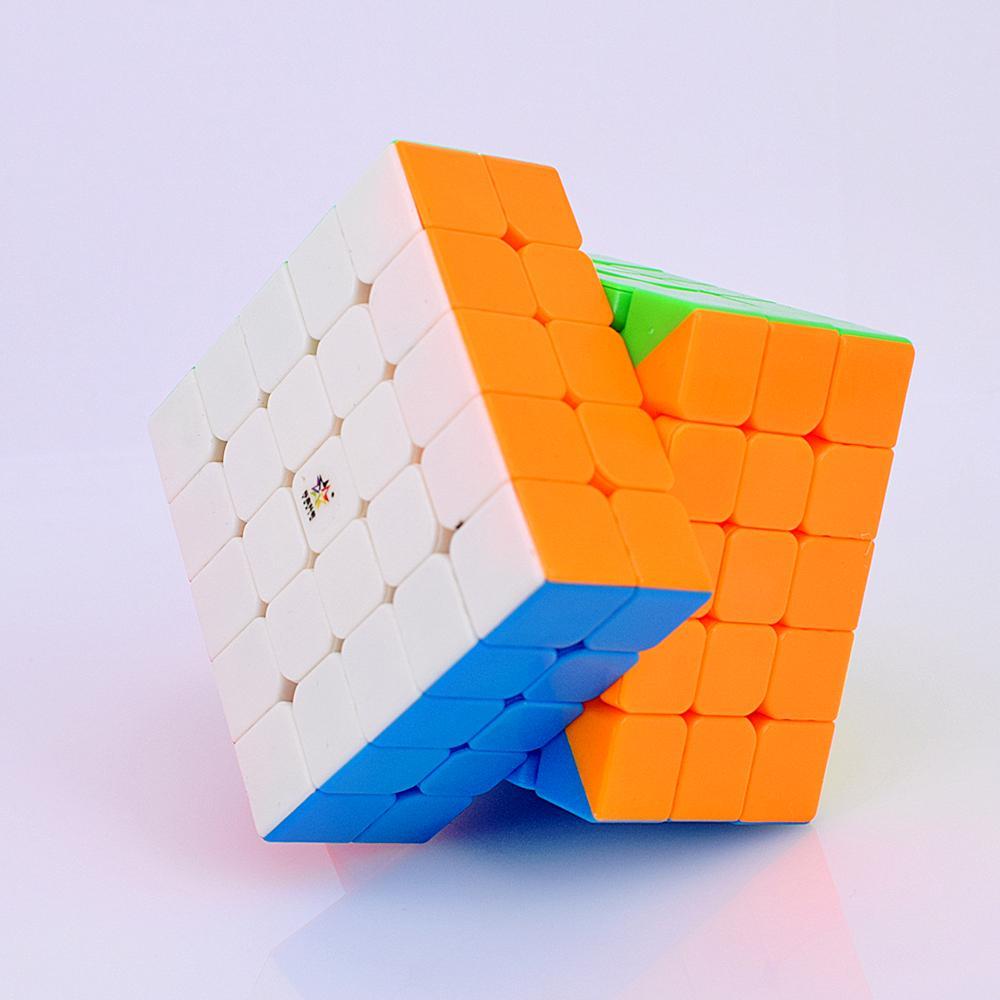 Yuxin Little Magic M 5x5x5 Magnético Cube Magic Cube 5x5 Velocidad Cubo Puzzle Zhisheng 4x4x4 Cubo Magico Concurso Cubos