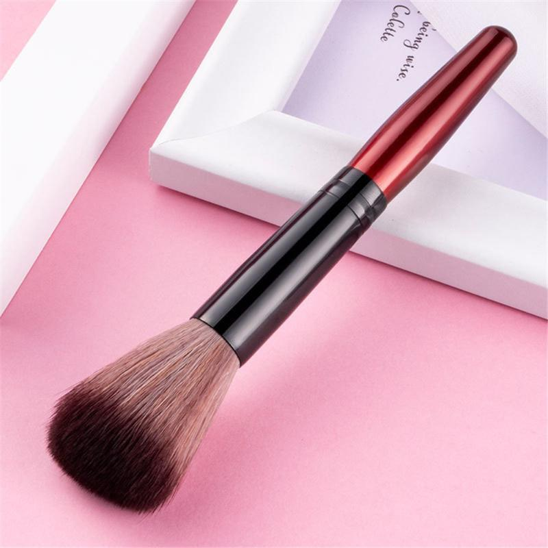 Nail Brushes 1 Pcs Art Dust Powder Makeup Soft Bristles Portable Cleaning Brush Beauty Professional Tools Manicure